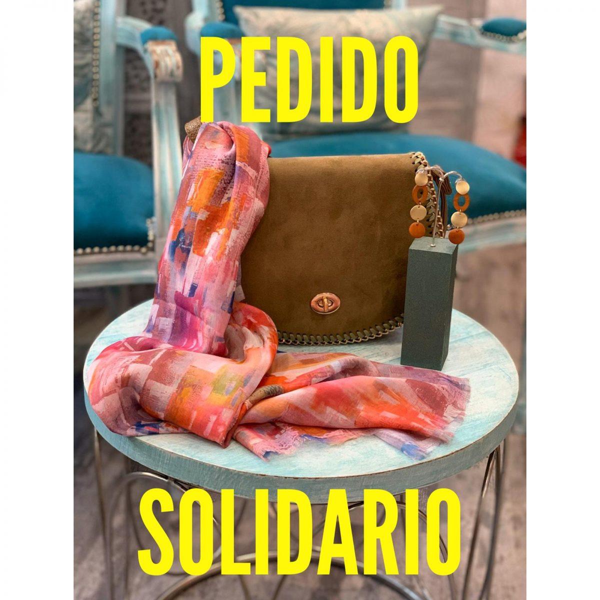 Pedido solidario